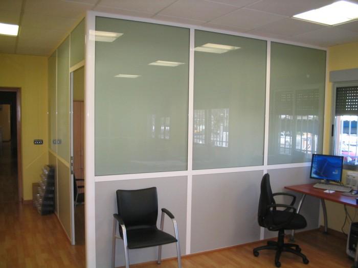 Carpinteria de aluminio y pvc carpinter a met lica crefer for Cerramientos oficinas